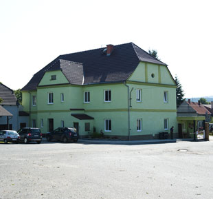 Main Company Building in Holedeč